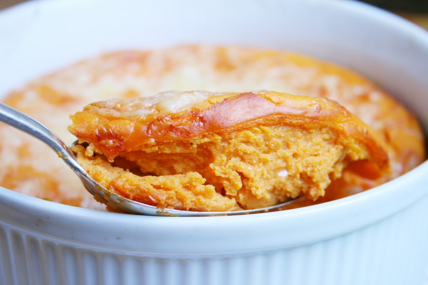 "Easy Sweet Potato ""Soufflé"" Bake - Nicki SizemoreNicki ..."
