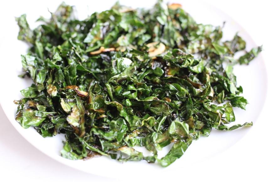 Frizzled Kale